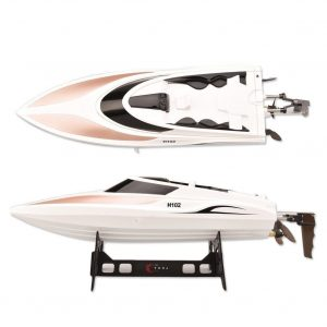 Haehne Radio Controlled Toy High-Speed Racing RC Boat